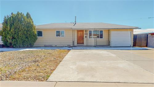 Photo of 4508 GOODRICH Avenue NE, Albuquerque, NM 87110 (MLS # 986704)