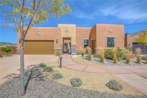 Photo of 9223 Del Webb Lane NW, Albuquerque, NM 87120 (MLS # 1001705)