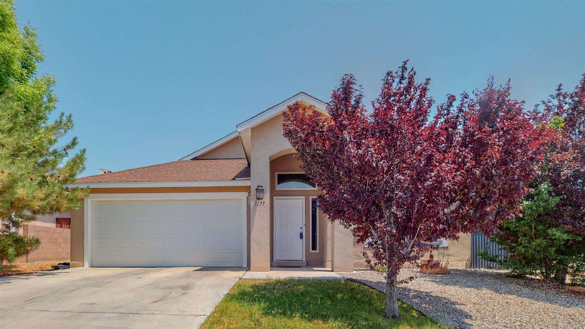 Photo of 1377 REYNOSA Loop SE, Rio Rancho, NM 87124 (MLS # 994705)