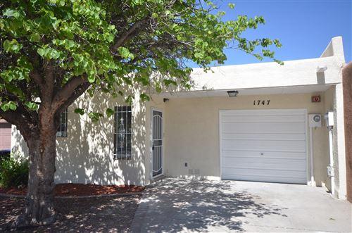 Photo of 1747 Altez Street NE, Albuquerque, NM 87112 (MLS # 969706)