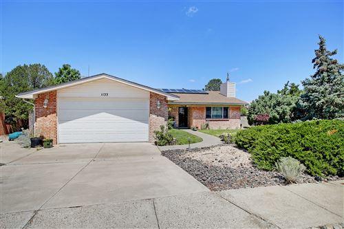 Photo of 1133 LAWRENCE Drive NE, Albuquerque, NM 87123 (MLS # 973706)