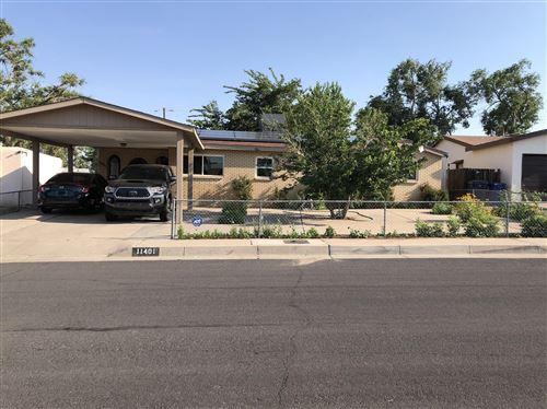 Photo of 11401 HANNETT Avenue NE, Albuquerque, NM 87112 (MLS # 994706)