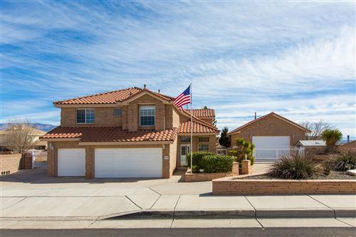 Photo of 9728 DAVENPORT Street NW, Albuquerque, NM 87114 (MLS # 986707)