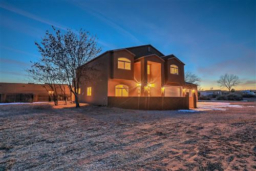 Photo of 535 Angel Road, Corrales, NM 87048 (MLS # 982708)
