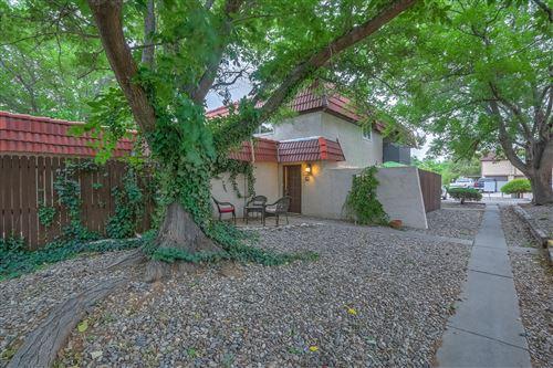 Photo of 8440 CHAMBERS Court NE #C, Albuquerque, NM 87111 (MLS # 994708)