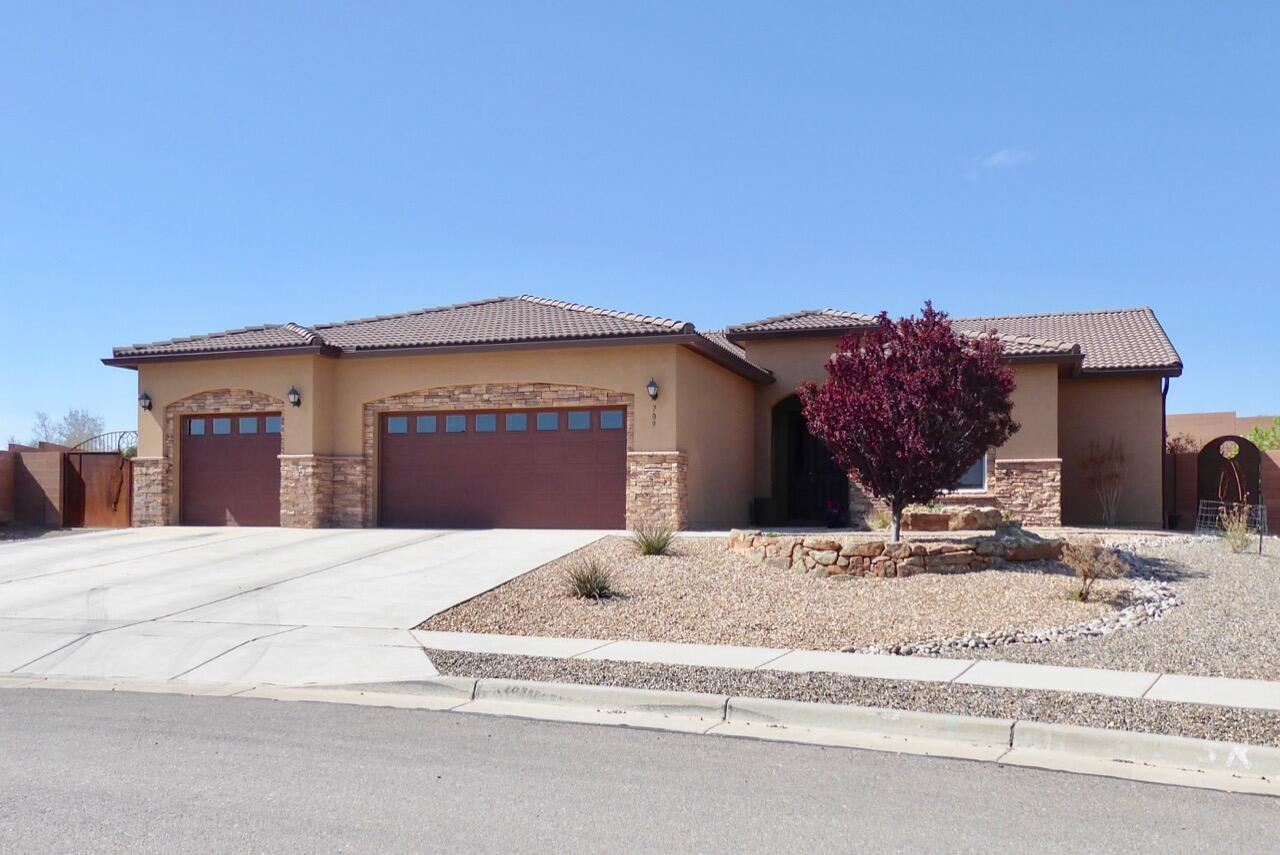 709 Tiwa Lane NE, Rio Rancho, NM 87124 - MLS#: 989708