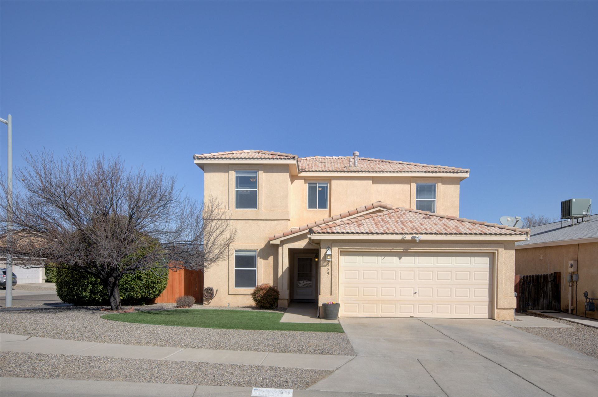 5359 CROOKED CREEK Avenue NW, Albuquerque, NM 87114 - MLS#: 986709