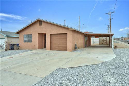 Photo of 251 57TH Street NW, Albuquerque, NM 87105 (MLS # 985710)