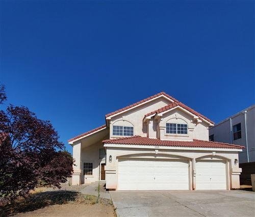 Photo of 8908 Henriette Wyeth Drive NE, Albuquerque, NM 87122 (MLS # 983711)