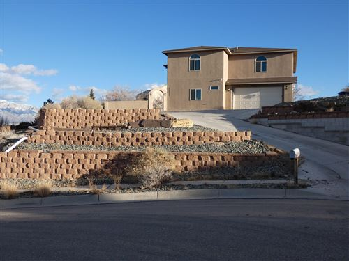 Photo of 10508 OLYMPIC Street NW, Albuquerque, NM 87114 (MLS # 935713)