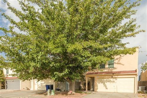 Photo of 7320 ARMAND Road NW, Albuquerque, NM 87120 (MLS # 977713)