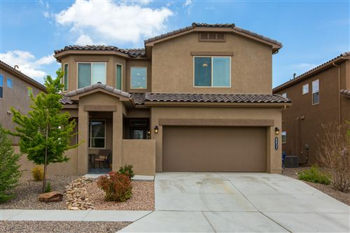 Photo of 8832 BLACK CANYON Street NW, Albuquerque, NM 87114 (MLS # 991713)