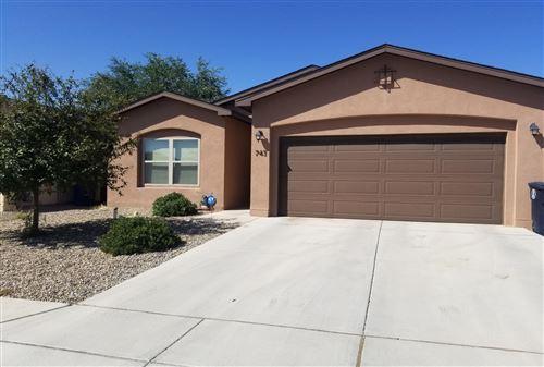Photo of 743 TAOS Place SW, Albuquerque, NM 87121 (MLS # 1001715)