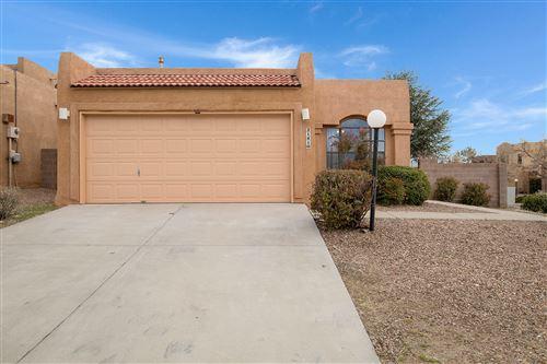 Photo of 2141 Coyote Willow Avenue NE, Albuquerque, NM 87122 (MLS # 989715)