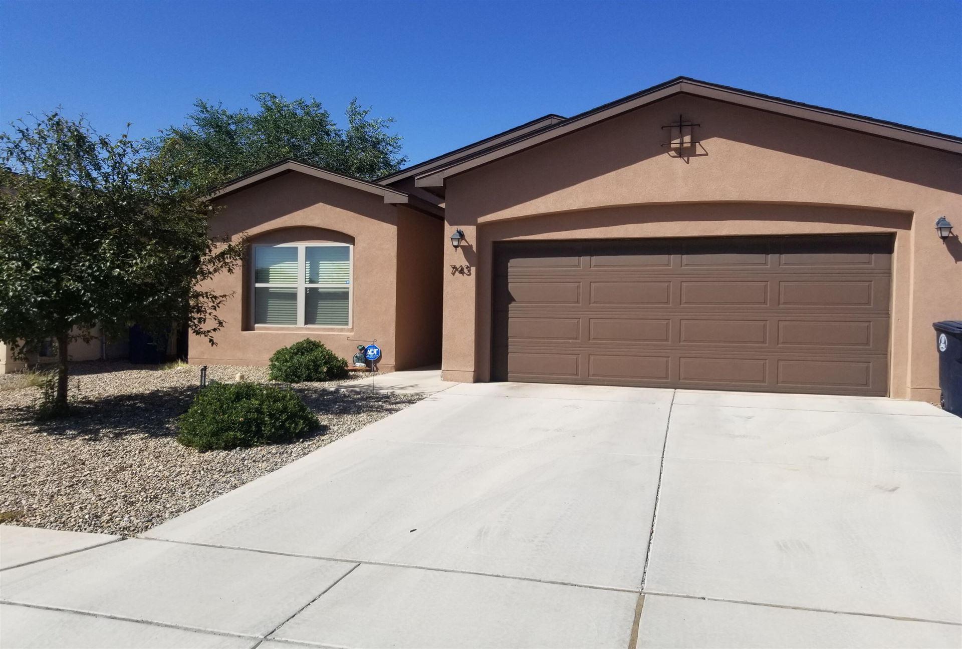 743 TAOS Place SW, Albuquerque, NM 87121 - #: 1001715