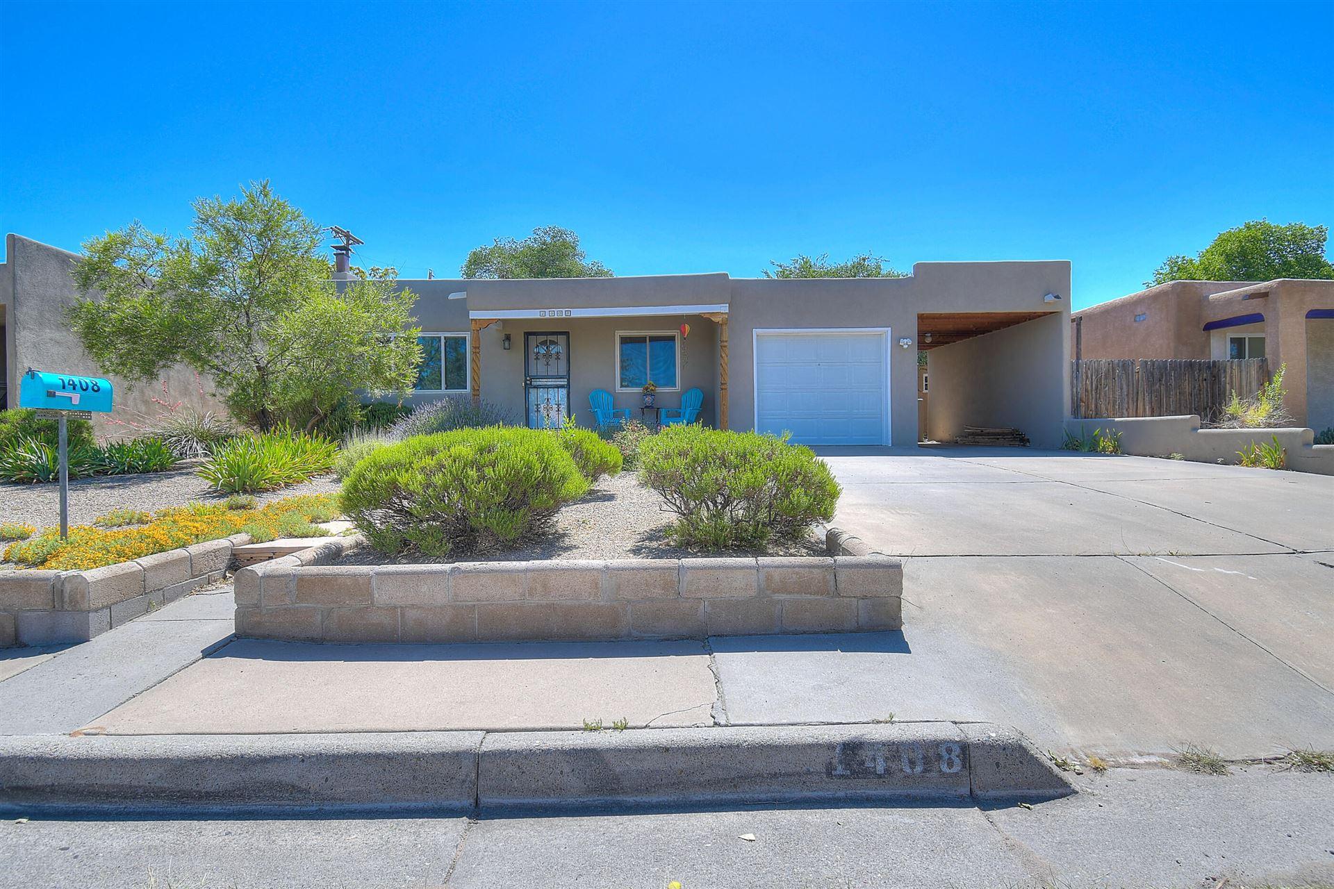 Photo of 1408 PRINCETON Drive SE, Albuquerque, NM 87106 (MLS # 971715)