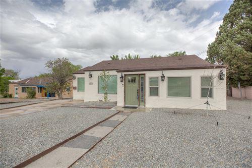Photo of 2825 SANTA CLARA Avenue SE, Albuquerque, NM 87106 (MLS # 990717)