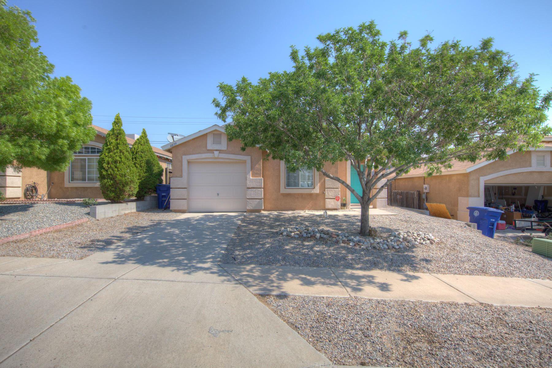 Photo of 6039 CELESTIAL Avenue NW, Albuquerque, NM 87114 (MLS # 994717)