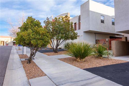 Photo of 3920 SILVER Avenue SE, Albuquerque, NM 87108 (MLS # 985719)