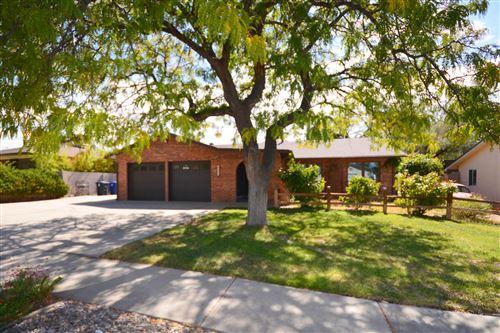 Photo of 7110 LUELLA ANNE Drive NE, Albuquerque, NM 87109 (MLS # 1001722)