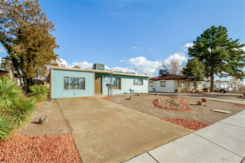 Photo of 2732 KENTUCKY Street NE, Albuquerque, NM 87110 (MLS # 960722)