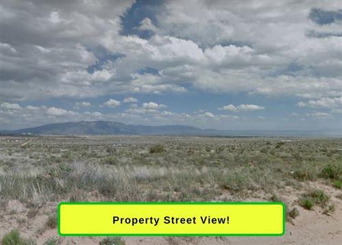 Photo of 25th Street NW, Rio Rancho, NM 87124 (MLS # 983723)
