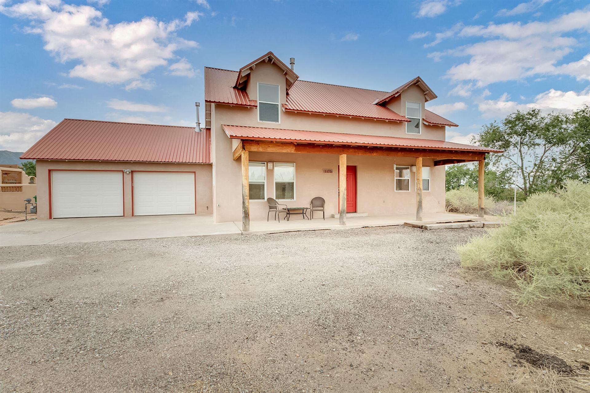 Photo of 11704 RICHFIELD Avenue NE, Albuquerque, NM 87122 (MLS # 993723)