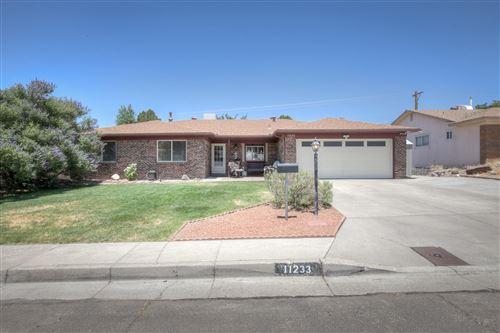 Photo of 11233 MOROCCO Road NE, Albuquerque, NM 87111 (MLS # 971725)