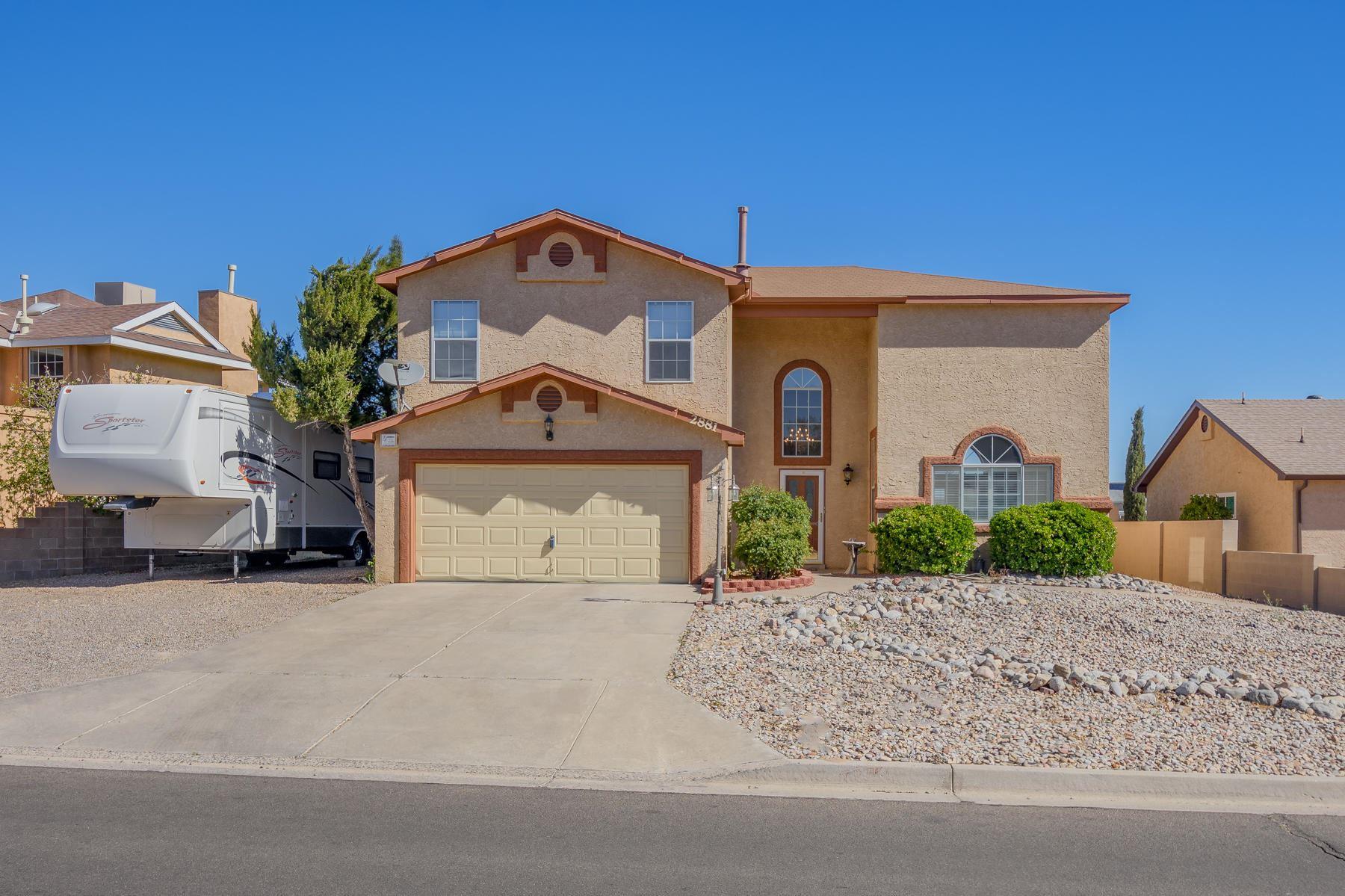 Photo of 2881 SEVEN FALLS Drive SE, Rio Rancho, NM 87124 (MLS # 989725)