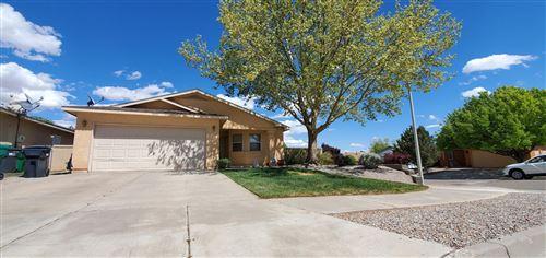 Photo of 3030 THOREAU MEADOWS Drive NE, Rio Rancho, NM 87144 (MLS # 991727)