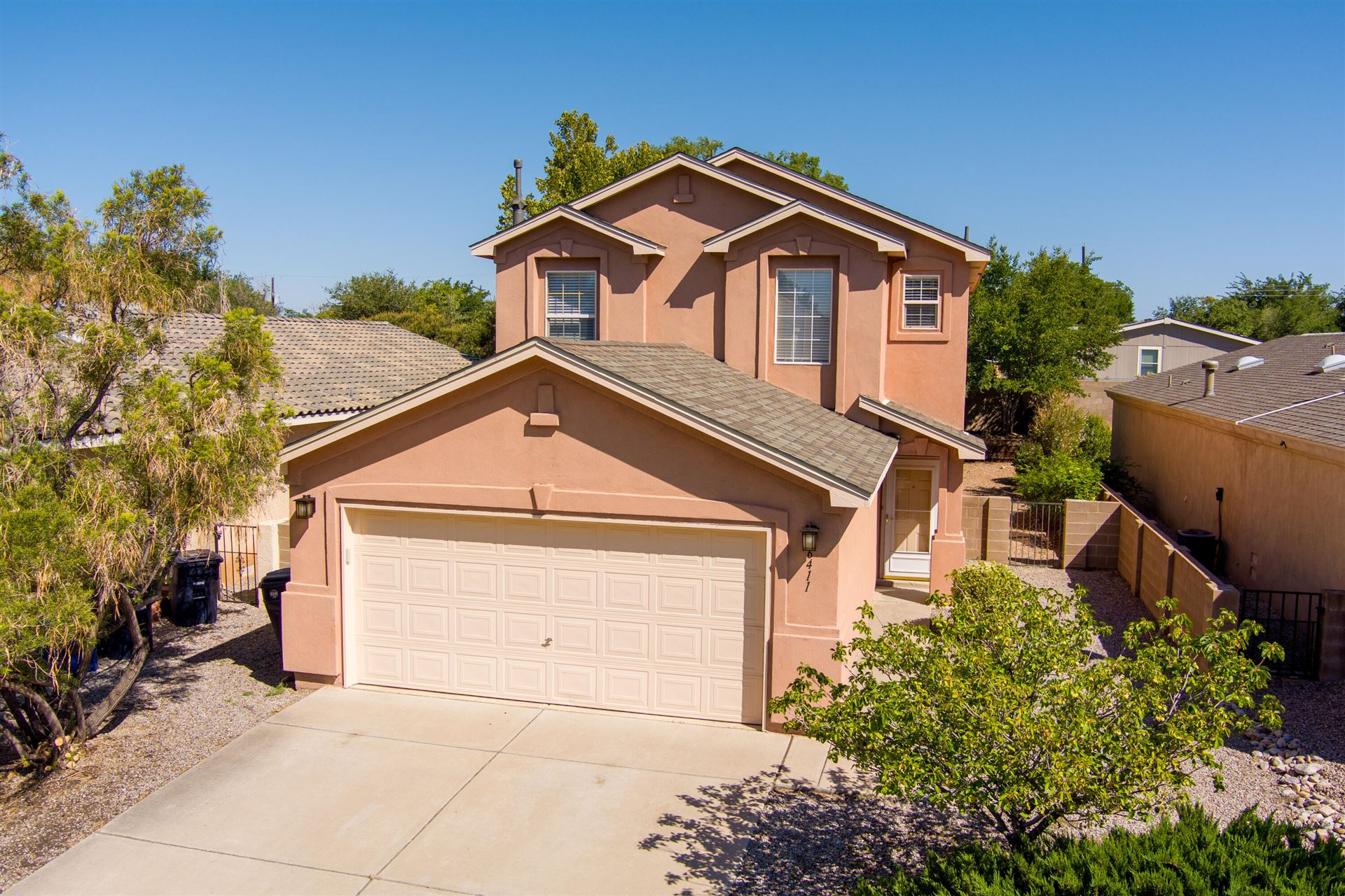 Photo of 6411 SONRISA Place NE, Albuquerque, NM 87113 (MLS # 1000727)