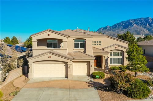 Photo of 13104 Desert Moon Place NE, Albuquerque, NM 87111 (MLS # 957728)