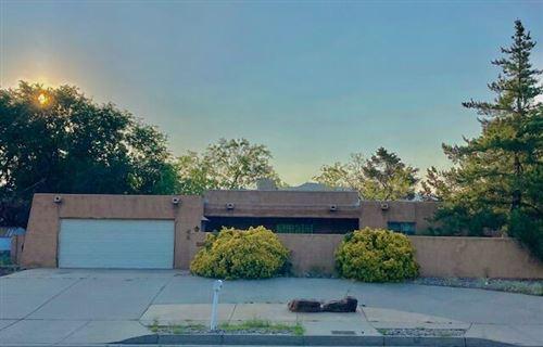 Photo of 3808 PENNSYLVANIA Street NE, Albuquerque, NM 87110 (MLS # 996728)