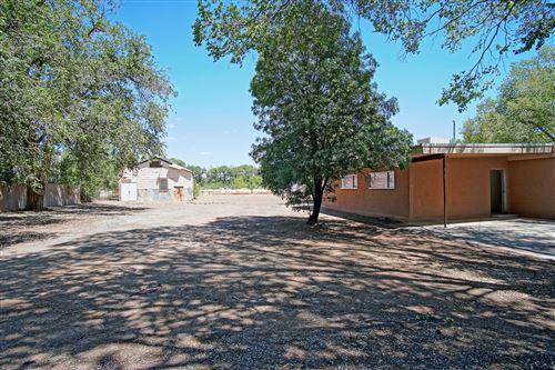 Photo of 7324 4TH Street NW, Los Ranchos, NM 87107 (MLS # 986729)