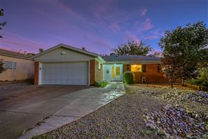 Photo of 3608 Hannett Avenue NE, Albuquerque, NM 87110 (MLS # 954730)