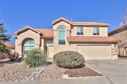 Photo of 6305 ELK HORN Drive NE, Albuquerque, NM 87111 (MLS # 986730)