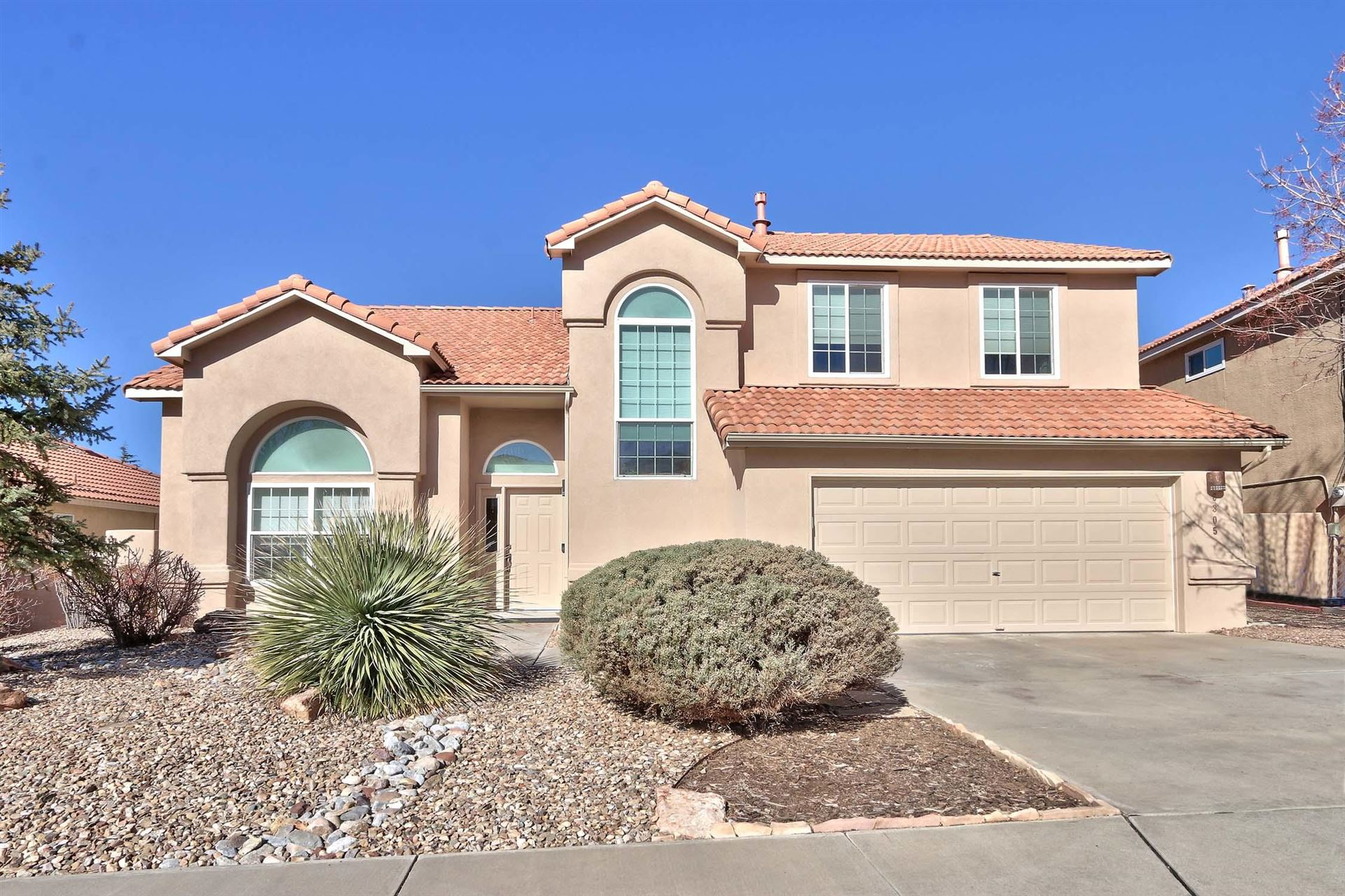 6305 ELK HORN Drive NE, Albuquerque, NM 87111 - MLS#: 986730
