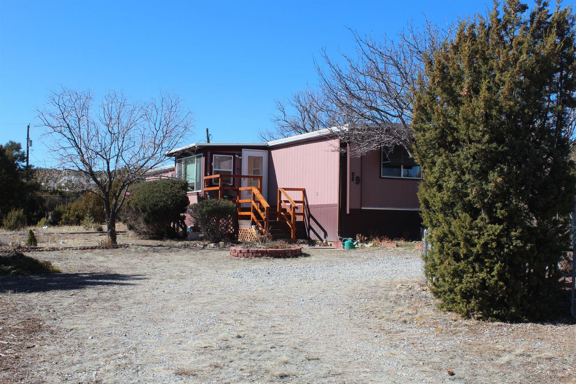 19 DANICE Lane, Tijeras, NM 87059 - #: 989731