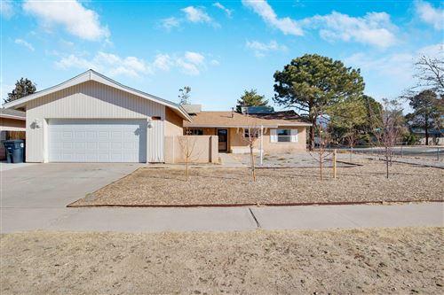 Photo of 9131 PRINCESS JEANNE Avenue NE, Albuquerque, NM 87112 (MLS # 986734)