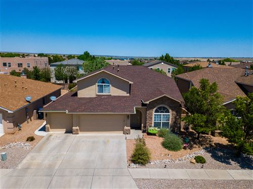 Photo of 6819 DEERBOURNE Road NW, Albuquerque, NM 87114 (MLS # 971735)