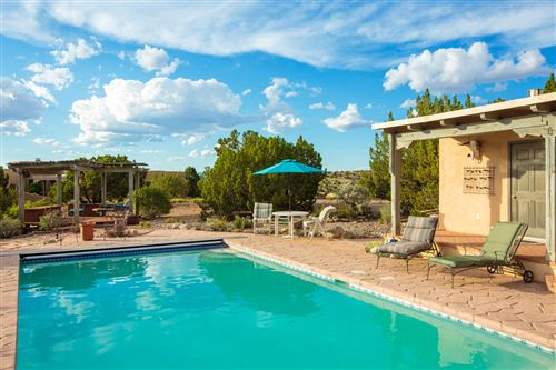 Photo of 37 AGUA SARCA Road, Placitas, NM 87043 (MLS # 973736)