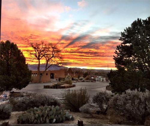 Photo of 2 S Sandia Trail, Corrales, NM 87048 (MLS # 977737)