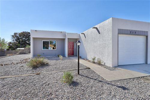 Photo of 717 STALLION Road SE, Rio Rancho, NM 87124 (MLS # 979739)
