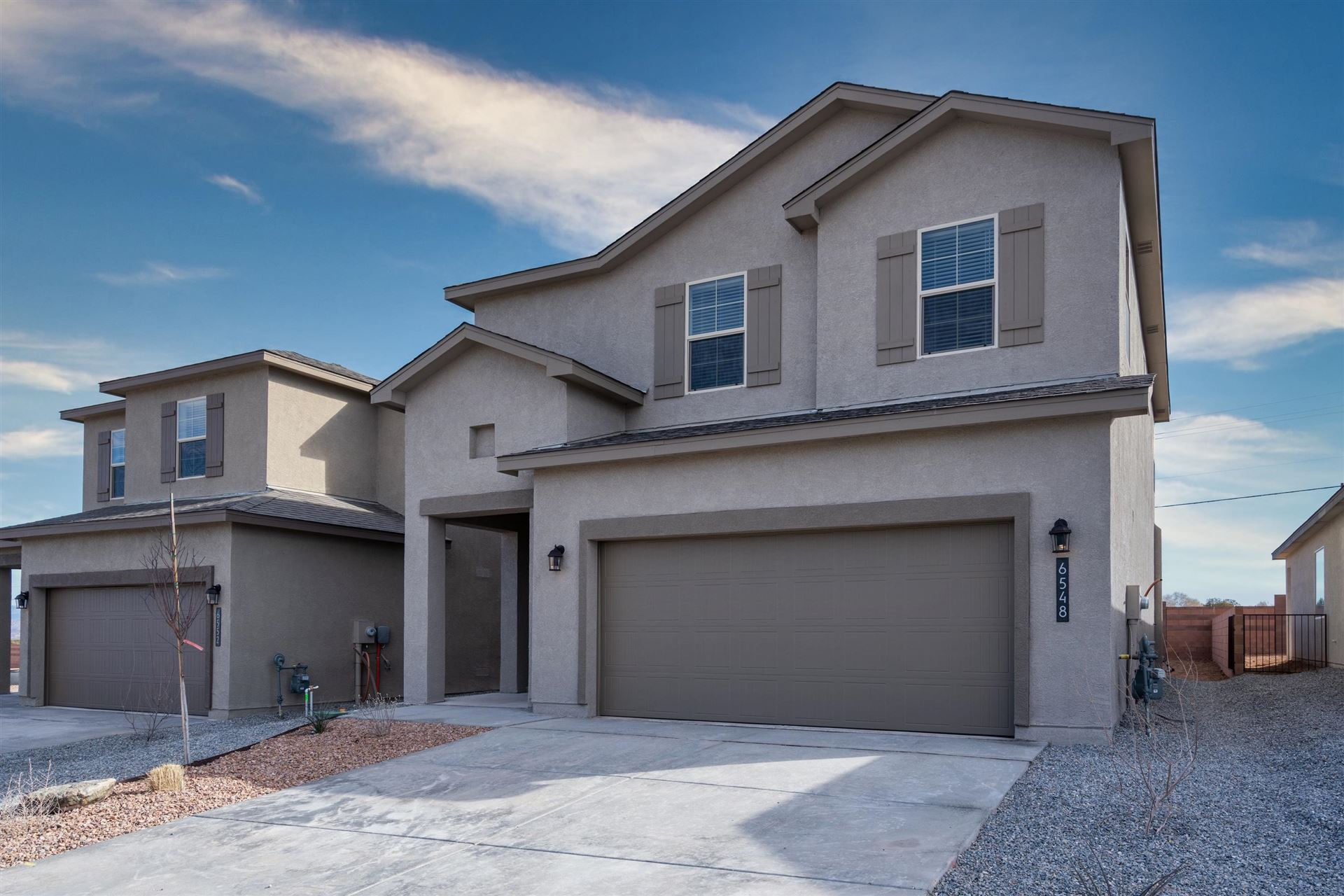 Photo of 4843 Blackburn Road NE, Rio Rancho, NM 87144 (MLS # 988739)