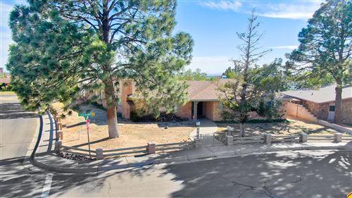 Photo of 1001 CASA GRANDE Place NE, Albuquerque, NM 87112 (MLS # 992740)