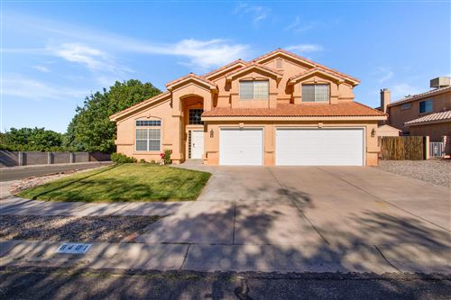 Photo of 8401 JOSEPH SHARP Street NE, Albuquerque, NM 87122 (MLS # 971741)
