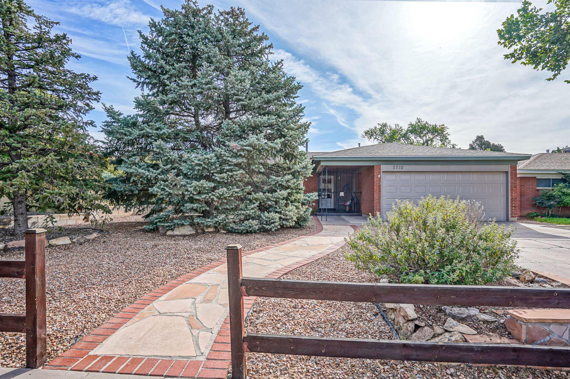 Photo for 2732 RHODE ISLAND Street NE, Albuquerque, NM 87110 (MLS # 1001743)