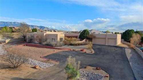 Photo of 8620 BEVERLY HILLS Avenue NE, Albuquerque, NM 87122 (MLS # 963744)