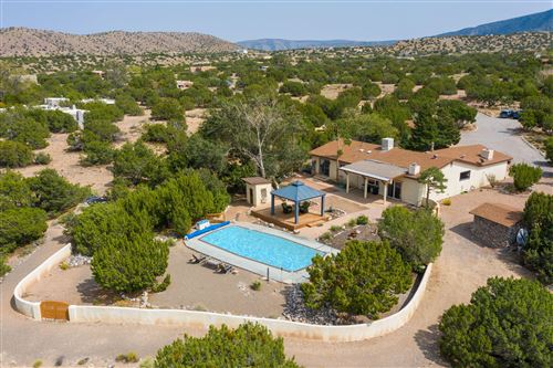 Photo of 13 Sandia Lane, Placitas, NM 87043 (MLS # 977745)