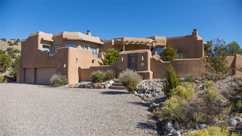 Photo of 41 CALLE CIENEGA, Placitas, NM 87043 (MLS # 957746)